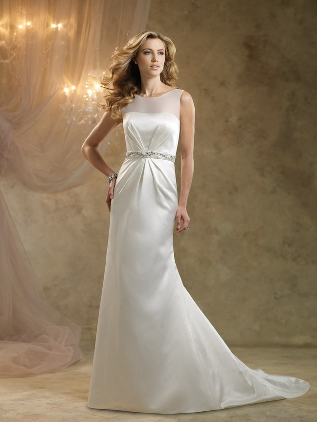Beautiful Wedding Dress 2013