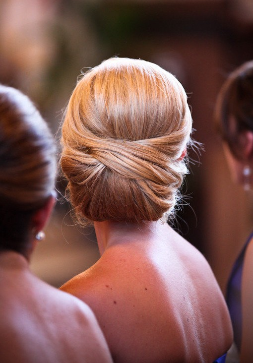Best Fashion Updos Elegant Updo Hairstyle For Wedding
