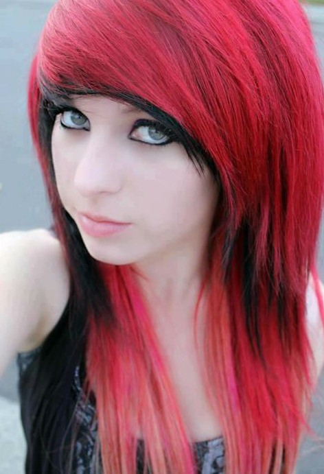 Emo Hairstyles For Girls Latest Popular Emo Girls