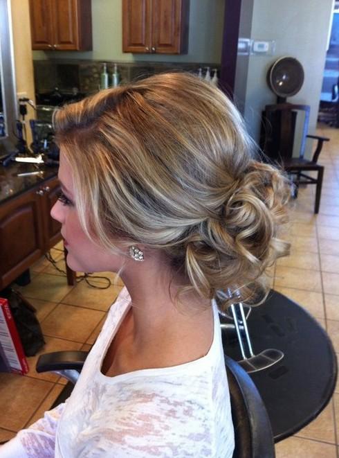 Pleasing 20 Glamorous Wedding Updos 2017 Romantic Wedding Hairstyle Ideas Hairstyles For Women Draintrainus