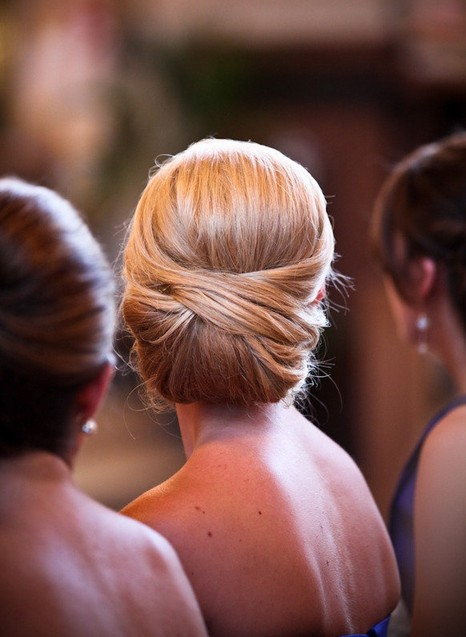 Top 20 Fabulous Updo Wedding Hairstyles: 20 Glamorous Wedding Updos 2017
