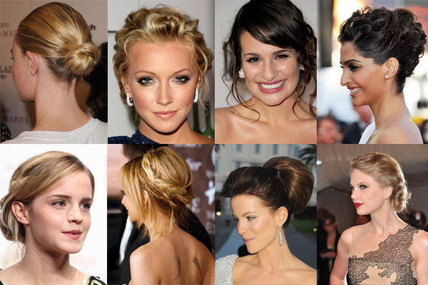 How to Choose The Right Updo for Your Face Shape - Pretty