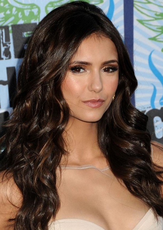 Trendy Highlights For Brunette Hair Gorgeous Brunette Hairstyles