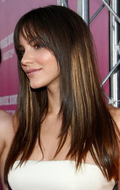 Miraculous Trendy Highlights For Brunette Hair Gorgeous Brunette Hairstyles Short Hairstyles Gunalazisus