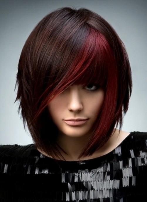 Swell Trendy Highlights For Brunette Hair Gorgeous Brunette Hairstyles Short Hairstyles Gunalazisus