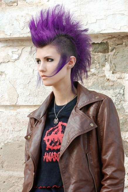 Incredible Punk Hairstyles For Women Stylish Punk Hair Photos Pretty Designs Hairstyle Inspiration Daily Dogsangcom