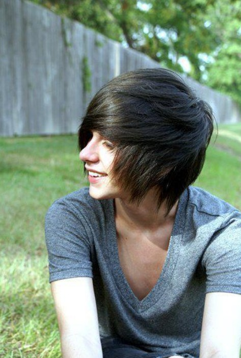 Cute Emo Boys Hairstyles
