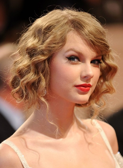Cute Prom Hairstyles for Short Curly Hair /Pinterest