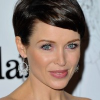 Best Short Haircut for Women Over 40 - Dannii Minogue Short Hairstyles 2014