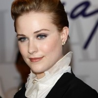 Short Pixie Cut for Business Women - Evan Rachel Wood Hairstyles