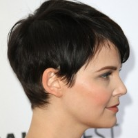 Sweet Pixie Cut for Short Hair - Ginnifer Goodwin Pixie Cut 2014