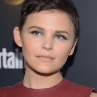 Very Short Straight Hairstyle for Women: Pixie Cut - Ginnifer Goodwin Hairstyles