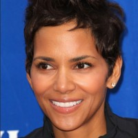 Short Messy Spiked Pixie Cut - Halle Berry Short Hairstyle