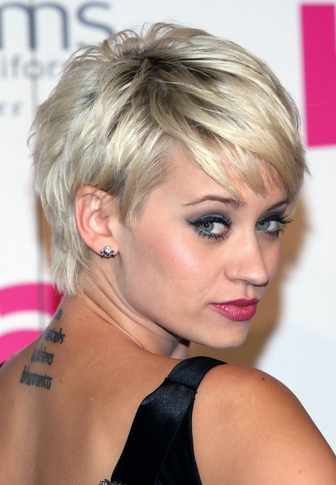 Hairstyle Short Pixie Haircut