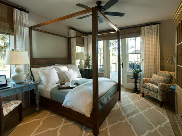 Master Bedroom Suite Design Ideas - Pretty Designs
