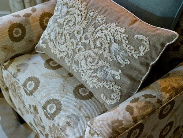 Master Suite Bedroom Design - Chair
