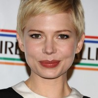 Michelle Williams Pixie Cut - Popular Short Hairstyles for 2014