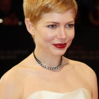 Michelle Williams Slightly Mussed Pixie Cut - Formal Pixie Cut for Women