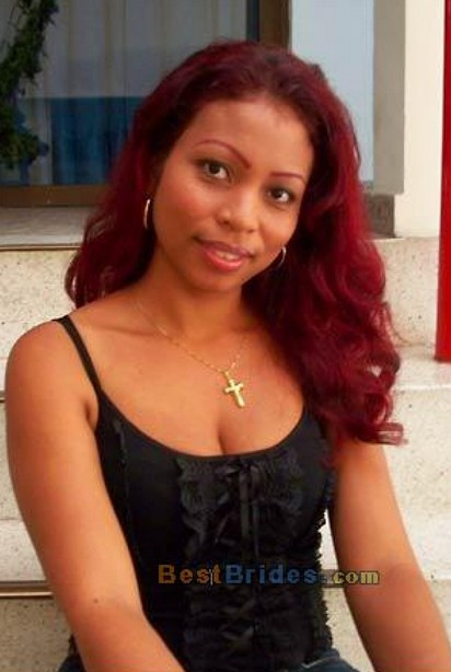 Popular Hair Color for African American - Red Hairstyles for Black Women