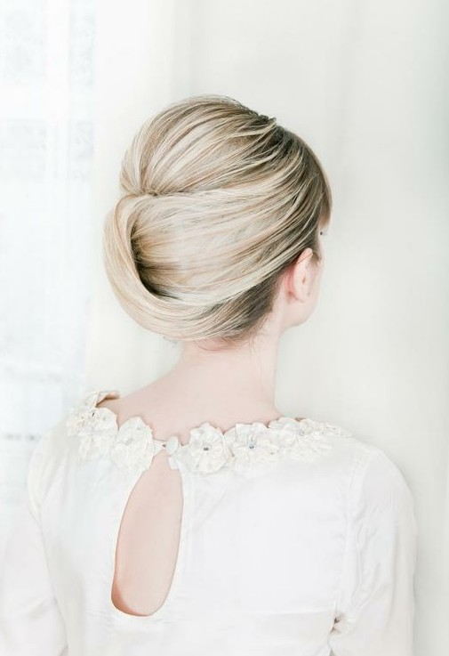 Romantic Updos for Wedding - Hair Inspiration