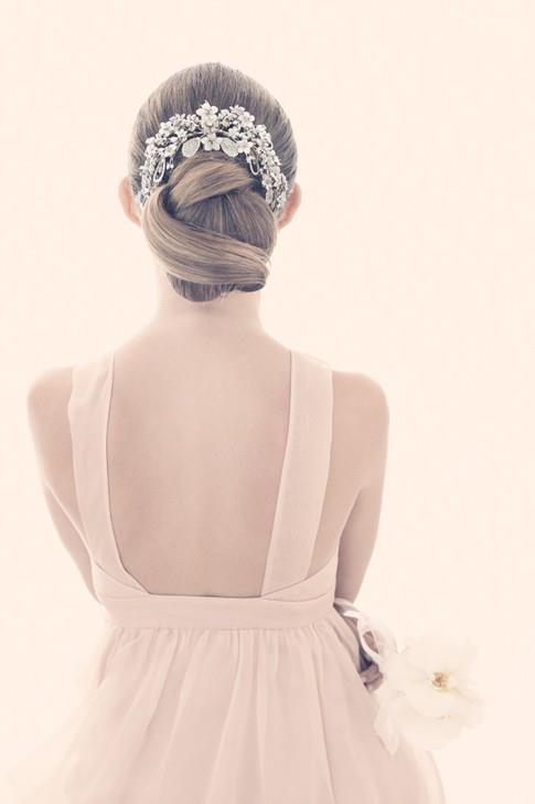 Romantic Wedding Updo - Wedding Hair Inspiration