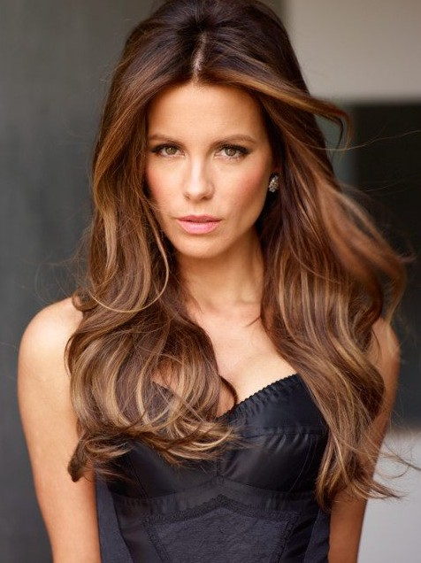 Trendy Highlights for Brunette Hair - Gorgeous Brunette Hairstyles ...