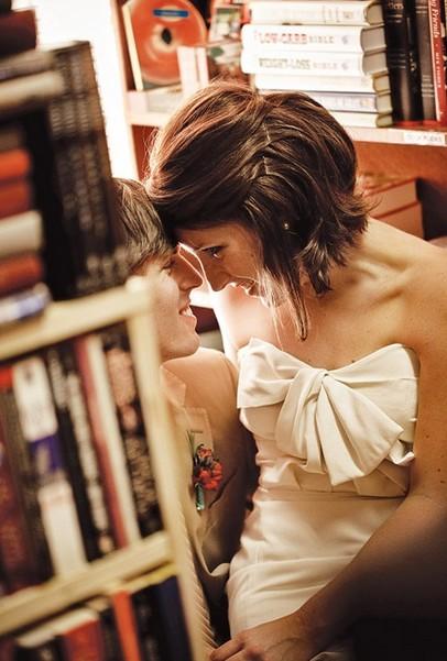 Short Hairstyles for Wedding - Romantic Wedding Haircut