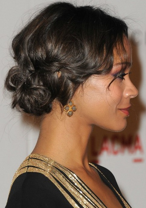 Great Short Hair Prom Hairstyles for Black Girls 483 x 691 · 81 kB · jpeg