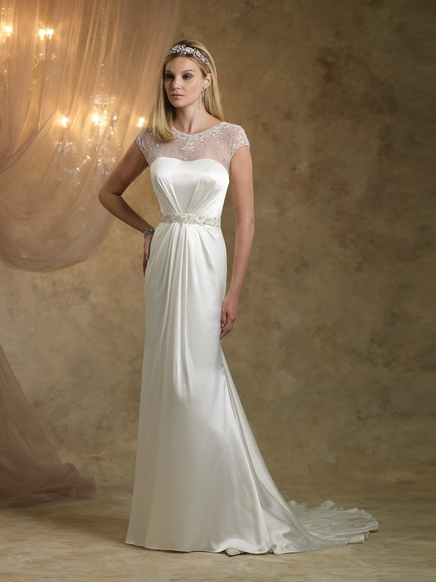 Wedding Dress for Spring 2013