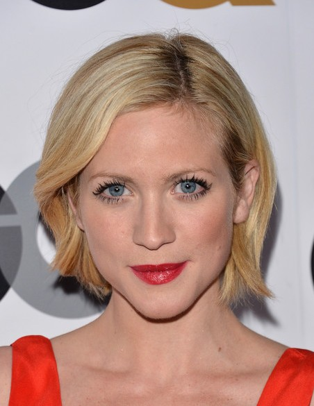 Brittany Snow Bob Brittany Snow Hairstyles