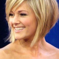 Helene Fischer Graduated Bob Haircut
