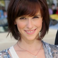 Cute Short Bob Hairstyle for Diamond Face Shapes - Hairstyles 2014