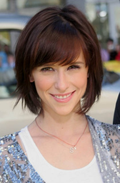 Cute Short Bob Hairstyle for Diamond Face Shapes – Hairstyles 2014 ...