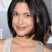 Cute Short Black Bob Haircut for Asian Girls - Julia Jones Hairstyles