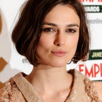 Sweet Short Bob Hairstyles - Cute Short Hairstyles 2014 - Keira Knightley Hairstyles