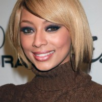 Keri Hilson Bob Hairstyles - Popular Short Bob Hairstyles for Black Women