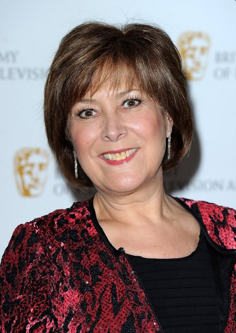 2014 Short Bob Hairstyles for Women Over 50, 60 - Lynda Bellingham