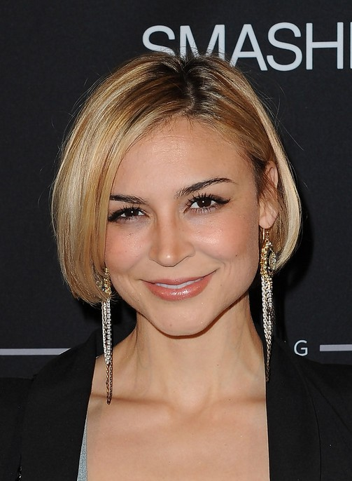 Magnificent Classic Short Bob Hairstyles Side Part Short Haircut Samaire Hairstyle Inspiration Daily Dogsangcom