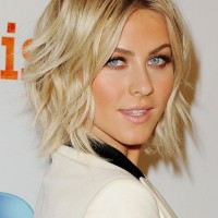 Short Blonde Bob Cut for 2015