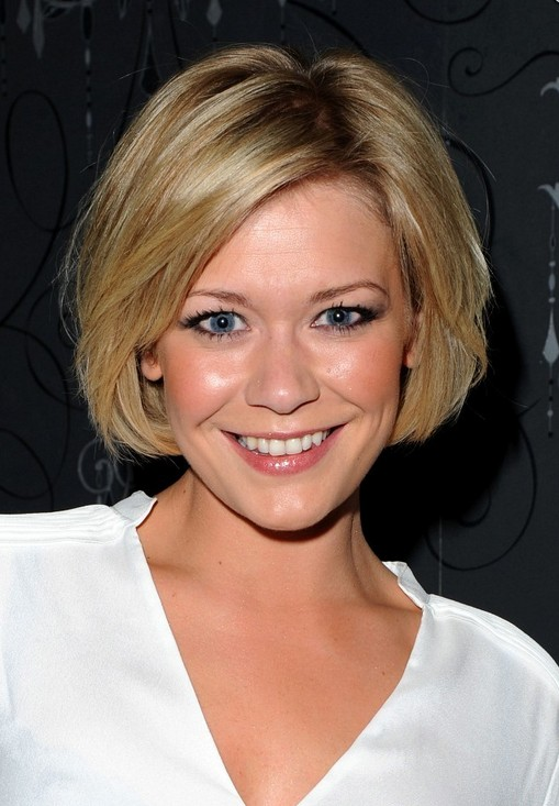 Cute Short Classic Bob Hairstyle for Women - Suzanne Shaw Haircuts