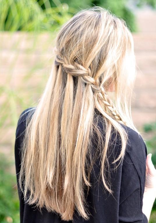Amazing Trendy French Braid Hairstyles For 2014 Pretty Designs Short Hairstyles Gunalazisus
