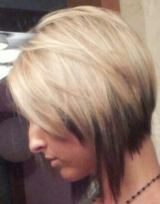 Outstanding Graduated Bob Haircut Trendy Short Hairstyles For Women Pretty Hairstyle Inspiration Daily Dogsangcom