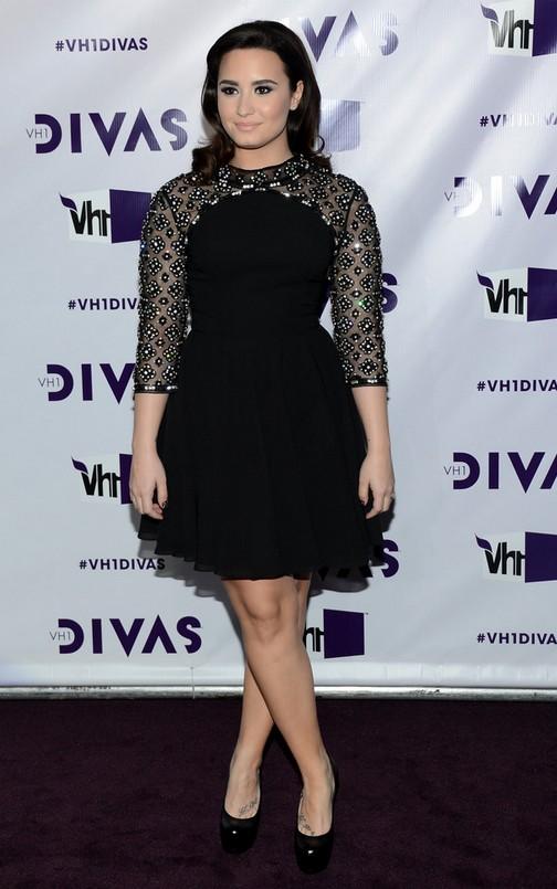 Demi Lovato' Style