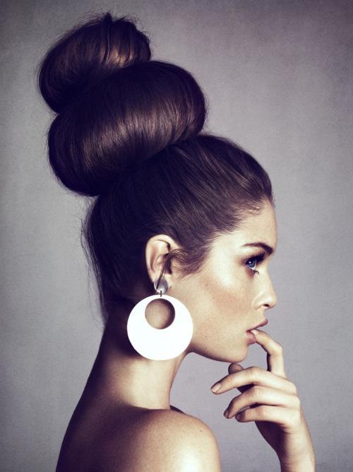 Vintage braided hairstyles tumblr