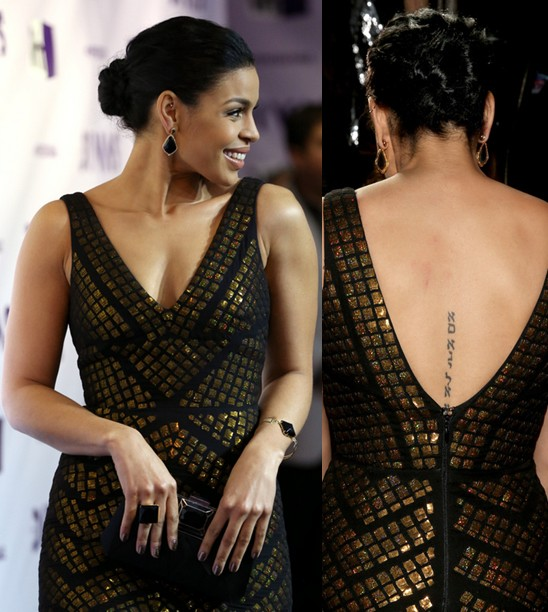 Like this jordin sparks tattoo