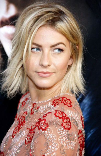 Julianne Hough: 2014 Short Hairstyles - Bob - Pretty Designs