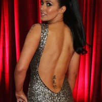 Kym Lomas Tattoos - Lettering Tattoo