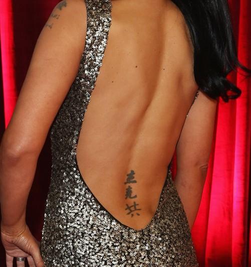 Kym Lomas Tattoos - Lettering