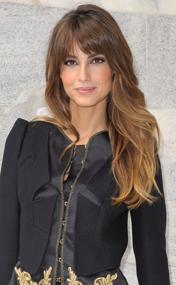 Long Wavy Easy Ombre Hairstyle