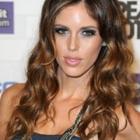 Long Wavy Brown Ombre Hair